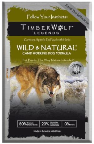 Timberlwolf Legends Dog Food